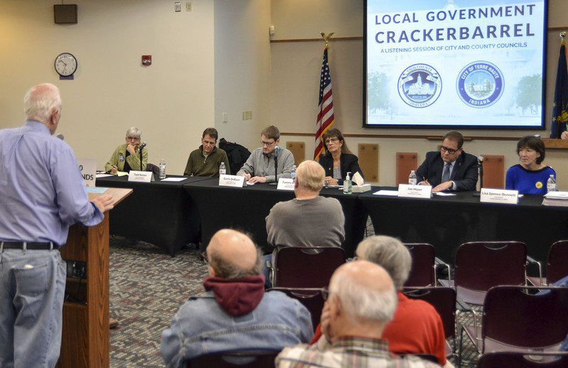 City, county leaders host listening session
