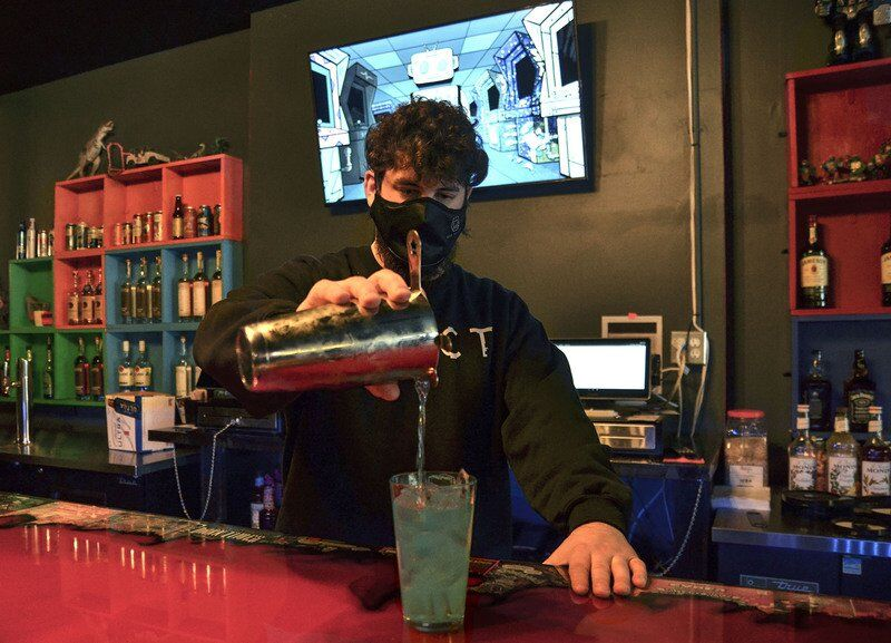 An arcade for adults: Bar_Botics a new sort of tavern for Terre Haute