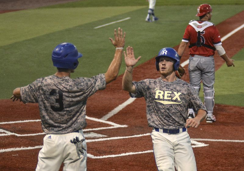 Rex heating up as they win third game in a row