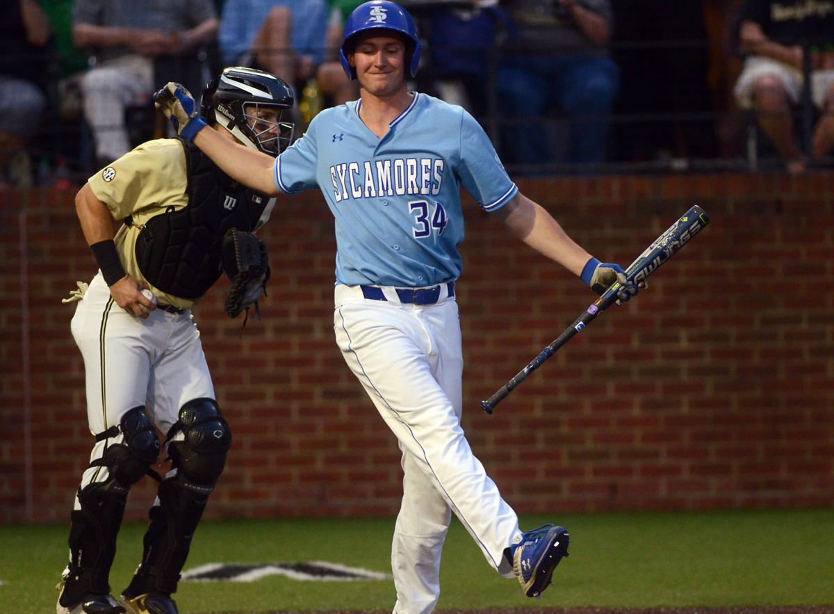 No  23 ISU baseball falls to No  2 Vanderbilt | Sports