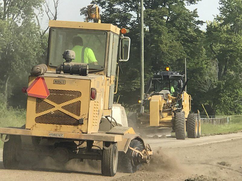 Vigo County looks to repave 65 miles of roads this year