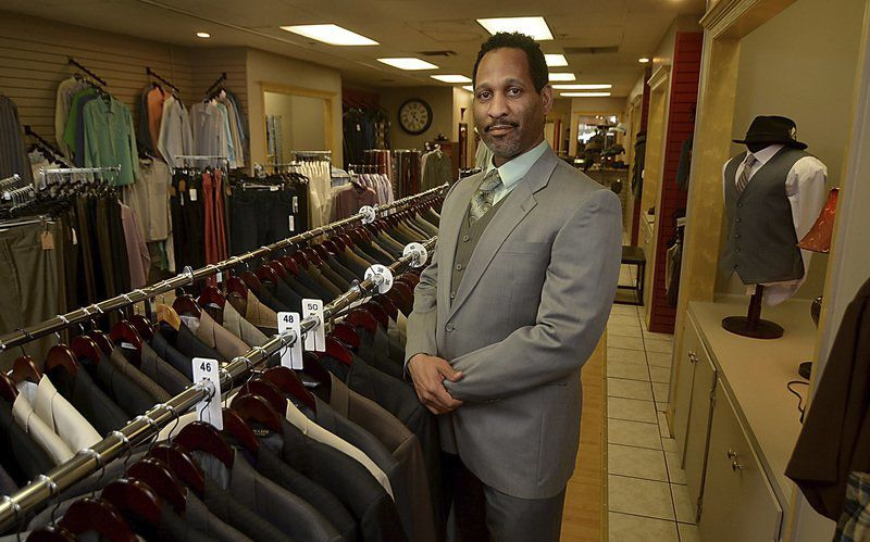 New men's clothing store launches in The Meadows