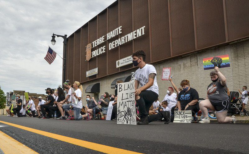 Marching to end hate: Event organizers praise VCSC's decision to fire officer