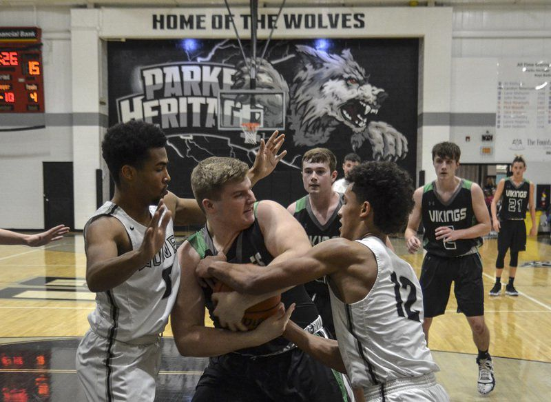 Wolves overwhelm Vikings with early surge