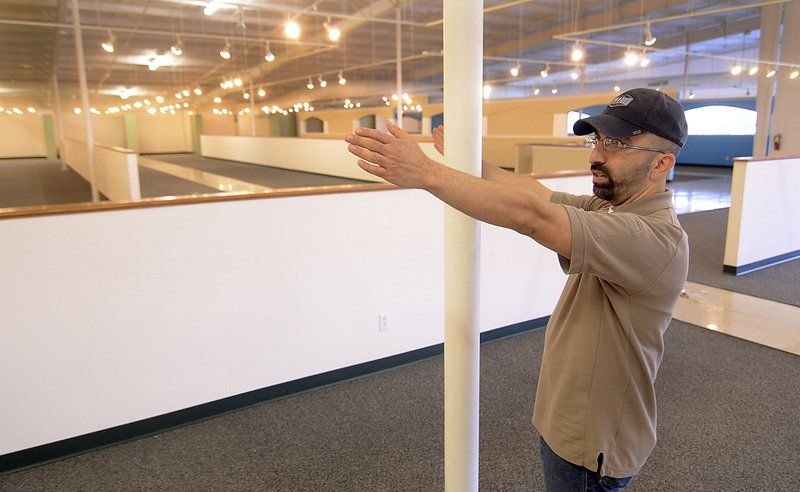 Beautiful Top Guns Owner Aims To Convert Furniture Story Into Shooting Gallery