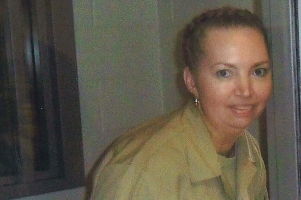 Federal Executions Lisa Montgomery