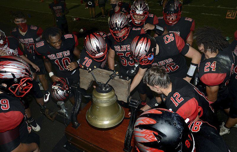 Defense helps South ring Victory Bell