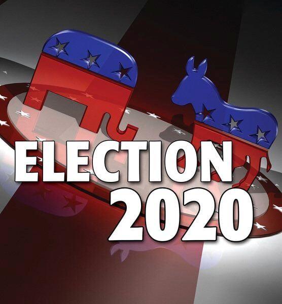 Election 2020 logo