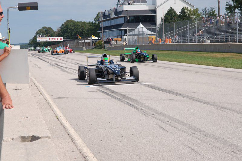 Indy 500 champion Rossi s rise had roots in Terre Haute