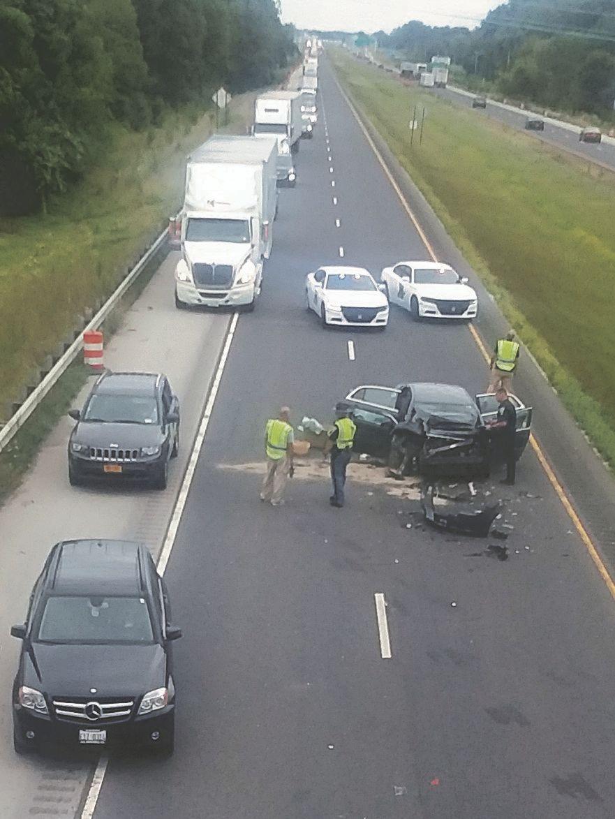 I Car Crash Mo