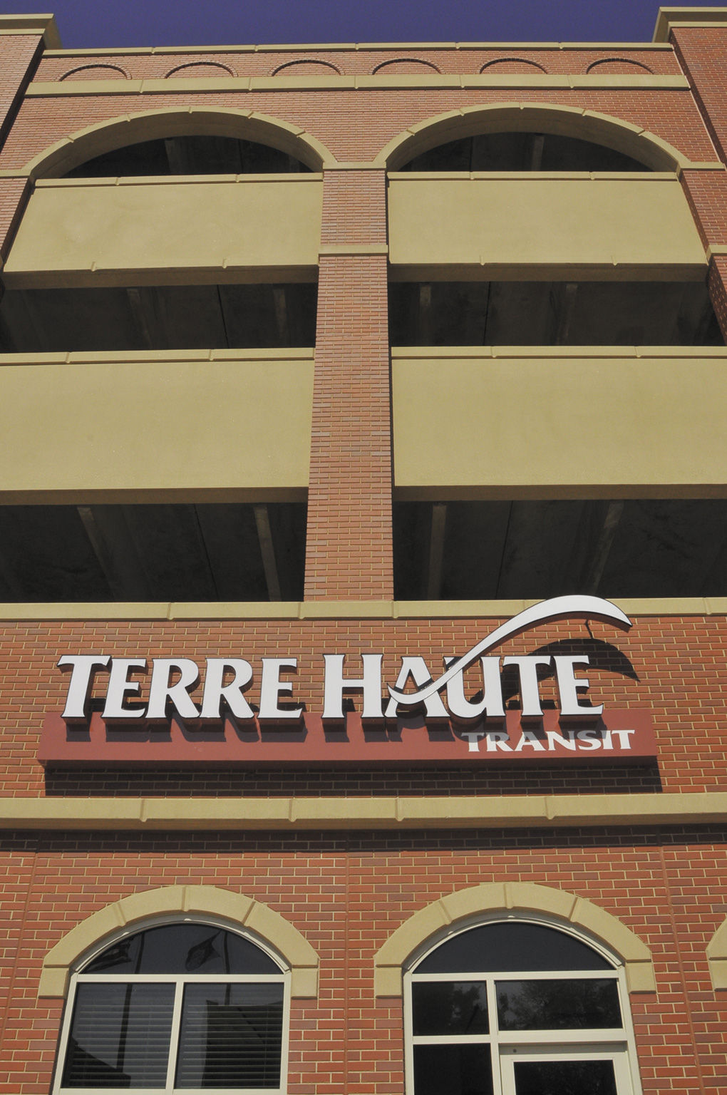 New downtown parking garage ready to open   Local News   tribstar.com