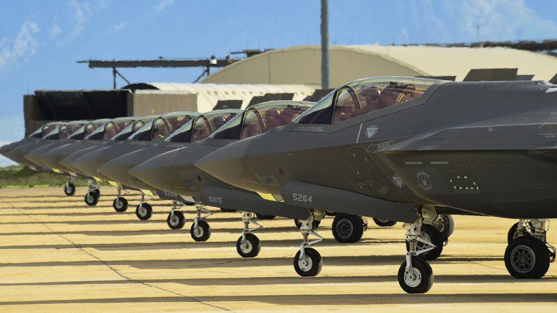 Terre Haute among contenders for F-35 training site