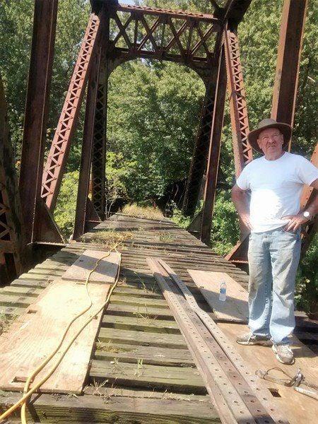 Giving old bridge new life