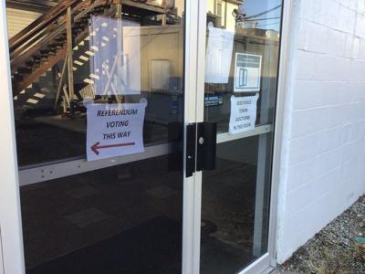 Referendums drawing Vigo voters to polls