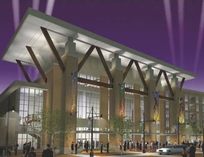New details of convention center released