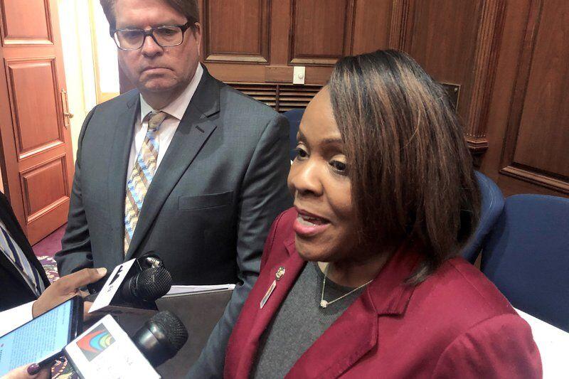 Black Indiana lawmakers seek reprimands after confrontations