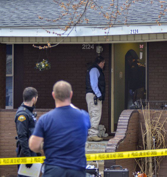 Two shot, cops fired upon, standoff ensues   Local News   tribstar com