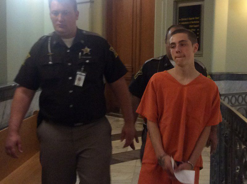 Teen sent to adult court on shooting, robbery charges