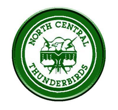 North Central Button