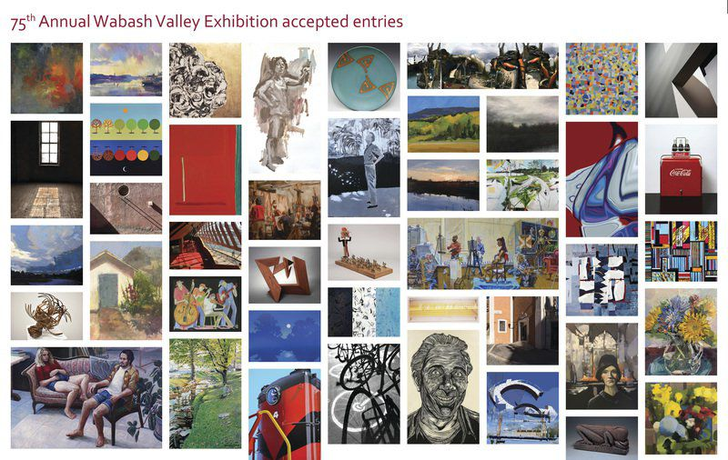 Swope's 75th Wabash Valley Exhibition opens Friday