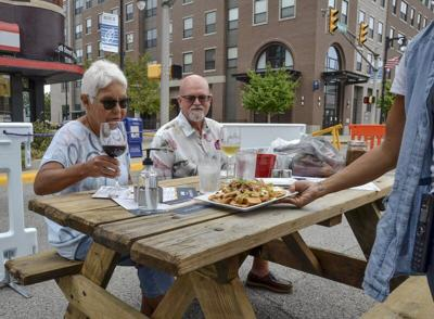 'Eat in the Streets' off to a yummy start