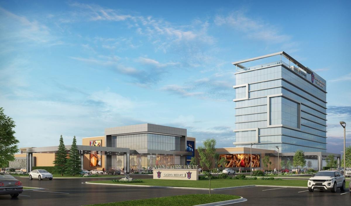 Queen City Casino rendering