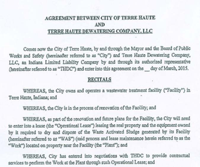 Update city gets 750k deposit on dewatering contract local agreement platinumwayz