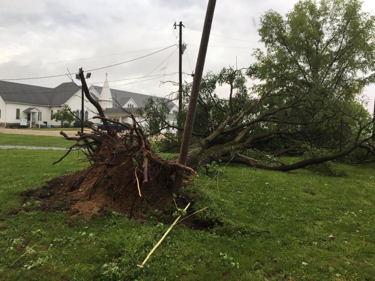 Severe Thunderstorm Damage