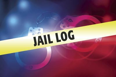 Jail log photo
