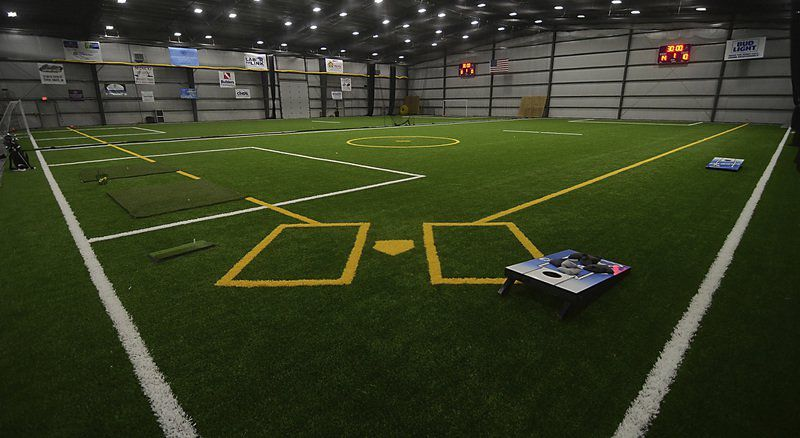 new strive365 offers indoor leagues training for variety of sports