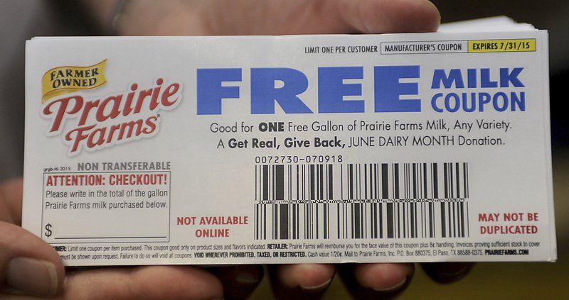 Prairie farms coupons