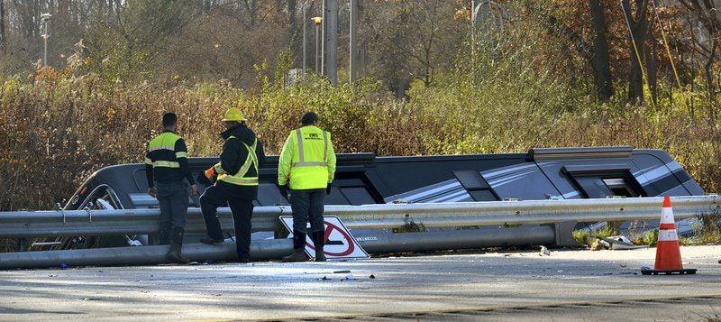 Driver in RV crash on Interstate 70 killed