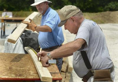 Mark Bennett: 120 volunteers will converge to build a new church in just days