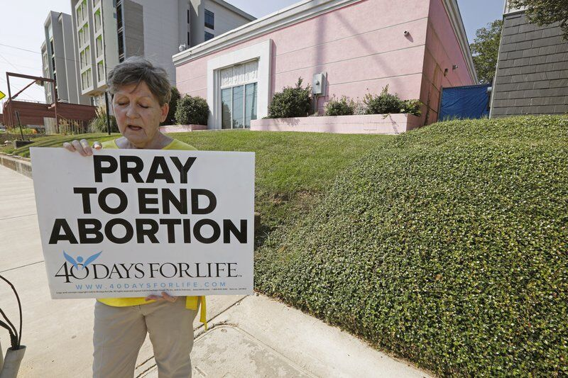 Supreme Court throws abortion fight into center of midterms