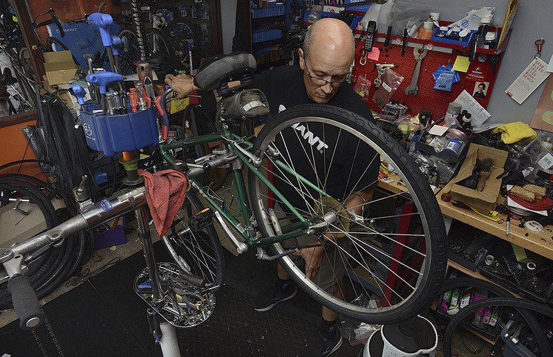 Mark Bennett: Bikes experience a revival during pandemic