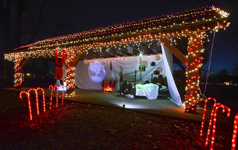Deming Park Christmas Lights 2020 Holiday tradition | Community | tribstar.com