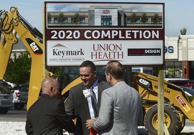 Union Health breaks ground on east side clinic