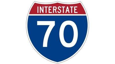 I-70 logo
