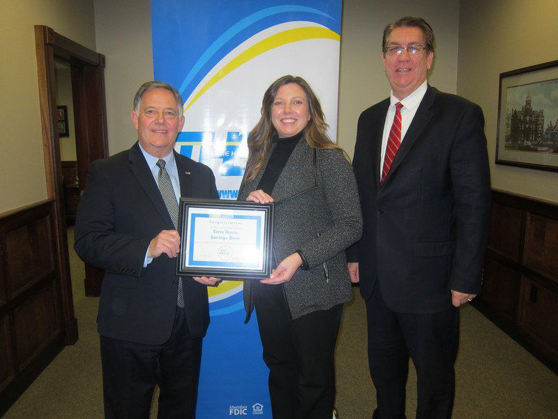 THSB recognized for 150 years in community