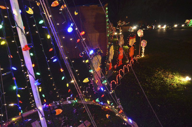 christmas in the park 2016 gets off to rousing start