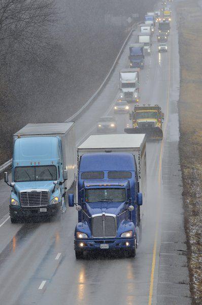 Winter wallop: Storm blows through Wabash Valley   Local