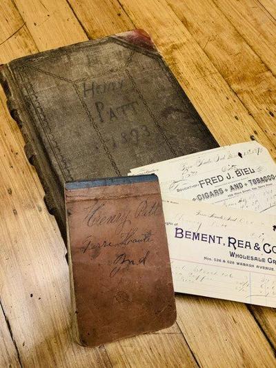 Historical Treasure: Henry Patt's grocery ledger