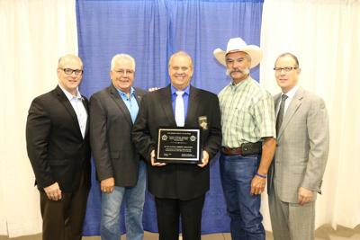 Deputy honored nationally for efforts to establish youth camp