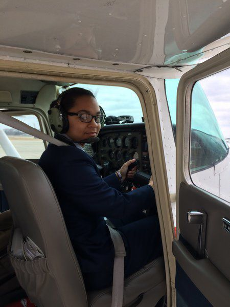 Dreams to take flight this summer for THN student