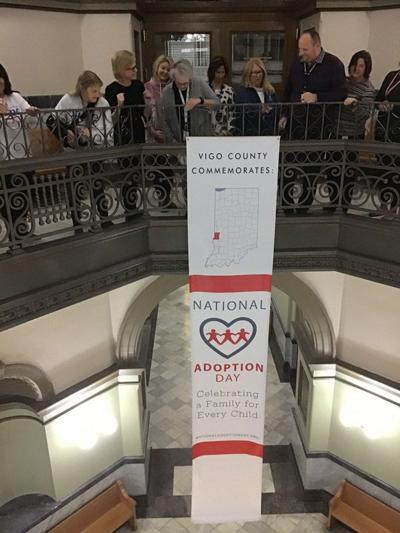 Indiana celebrates National Adoption Day