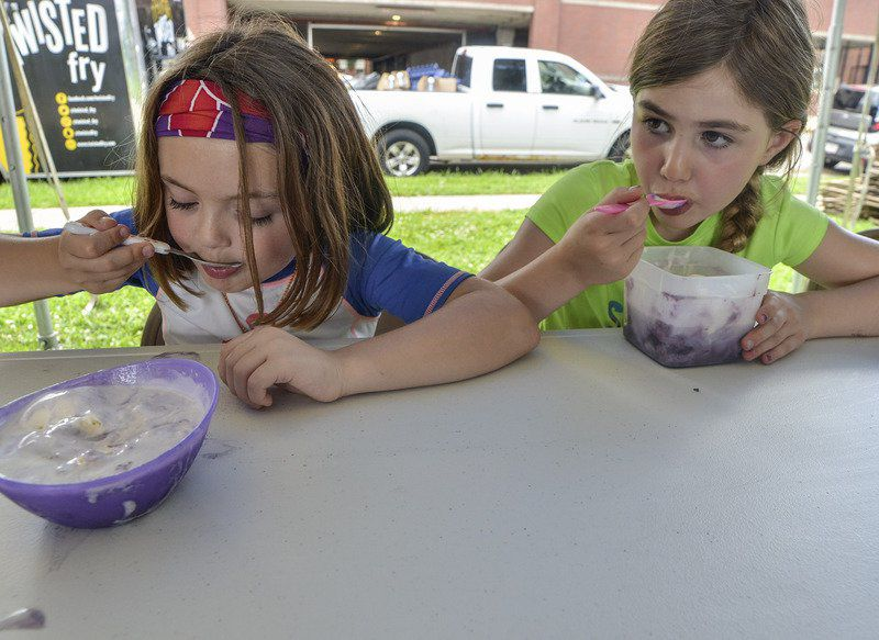 11th annual Blueberry Festival a hit for Terre Foods