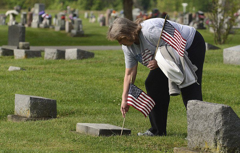 A different sort of Memorial Day ahead