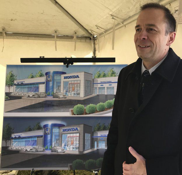 Site Prep Under Way At New Dealership On South U.S. 41