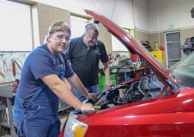 Ivy Tech prepares high school students early to meet workforce needs