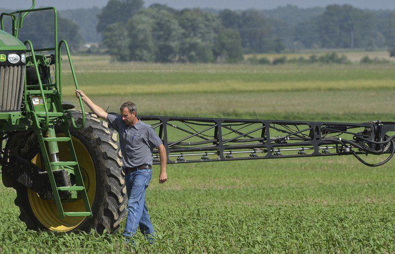 Planting season 'still as mess,' but improving